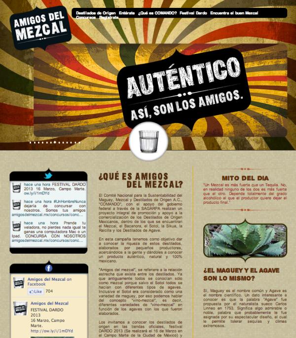 www.amigosdelmezcal.com.mx